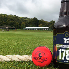 Oxfordshire Cricket 1787 Beer