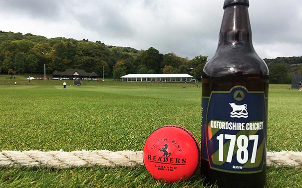 Oxfordshire Cricket 1787 Beer