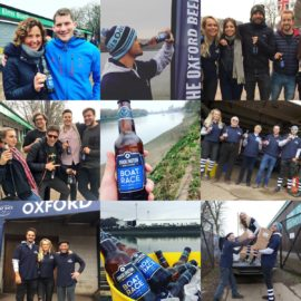 Highlights from the launch of Boat Race at The Boat Race