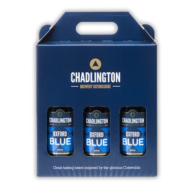 Oxford Blue Ale Gift Pack