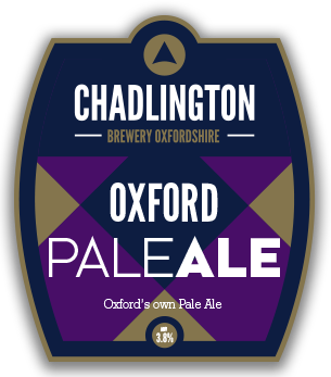 Oxford Pale Ale by Chadlington Brewery