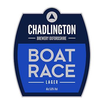Boat Race Lager-Keg