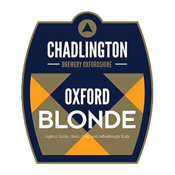 Oxford Blonde KEG