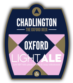 Oxford Light Ale