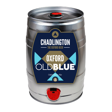 Oxford Old Blue Mini Keg-Chadlington Brewery