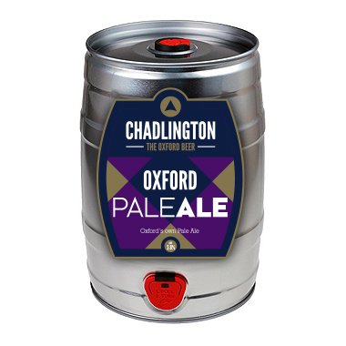 Oxford Pale Ale Mini Keg-Chadlington Brewery